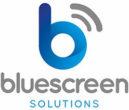 Logo Bluescreen ischia computer wordpress
