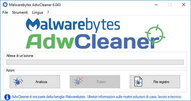 Adwcleaner – download gratis software anti adware